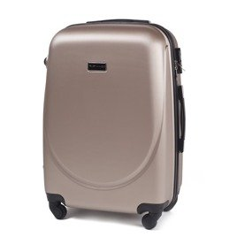 SUITCASE L | 0912 ABS CHAMPAGNE