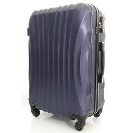SUITCASE L | 159 ABS BLUE