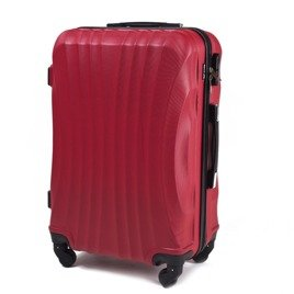 SUITCASE L | 159 ABS RED