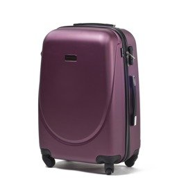 SUITCASE M | 0912 ABS BURGUNDY