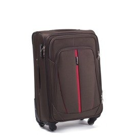 SUITCASE M | 1706 BROWN