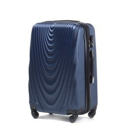 SUITCASE M | 304 ABS BLUE