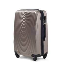 SUITCASE M | 304 ABS CHAMPAGNE