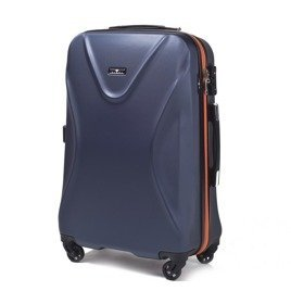 SUITCASE M | 518 ABS NAVY