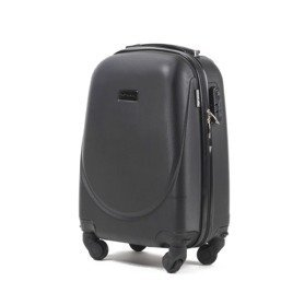 SUITCASE S | 0912 ABS BLACK