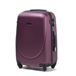 SUITCASE S | 0912 ABS BURGUNDY