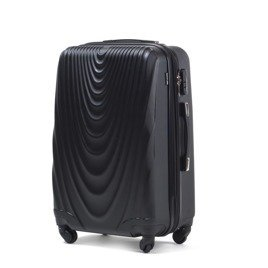 SUITCASE S | 304 ABS BLACK