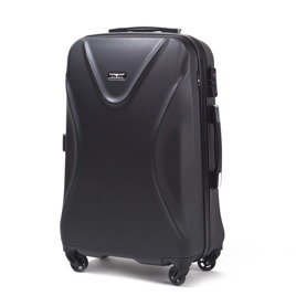 SUITCASE S | 518 ABS BLACK