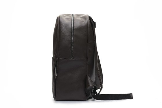 Brown men's backpack  Solier FORRES