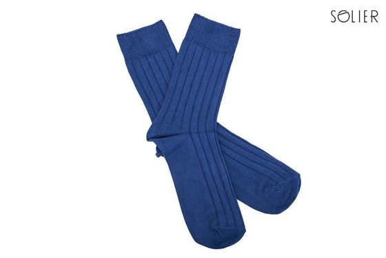 Cotton men's socks Solier SS01