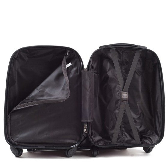 SUITCASE L | 0912 ABS GREY
