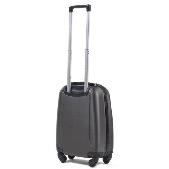 SUITCASE M | 0912 ABS GREY