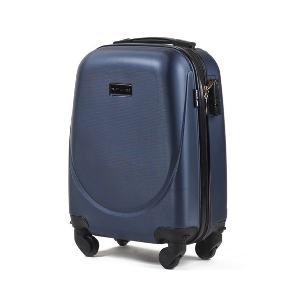 SUITCASE S | 0912 ABS BLUE
