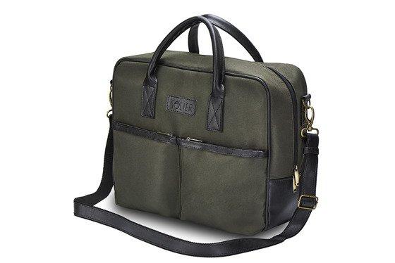 000f344fc8833 Skórzane torby męskie na laptopa - sklep.solier.pl