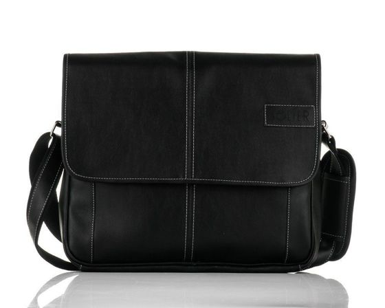 0e927781 Black men`s shoulder bag S15 Czarny | Bags \ Messenger bags Solier Urban |  Solier sklep internetowy - męskie torby na ramię, skórzane aktówki, ...