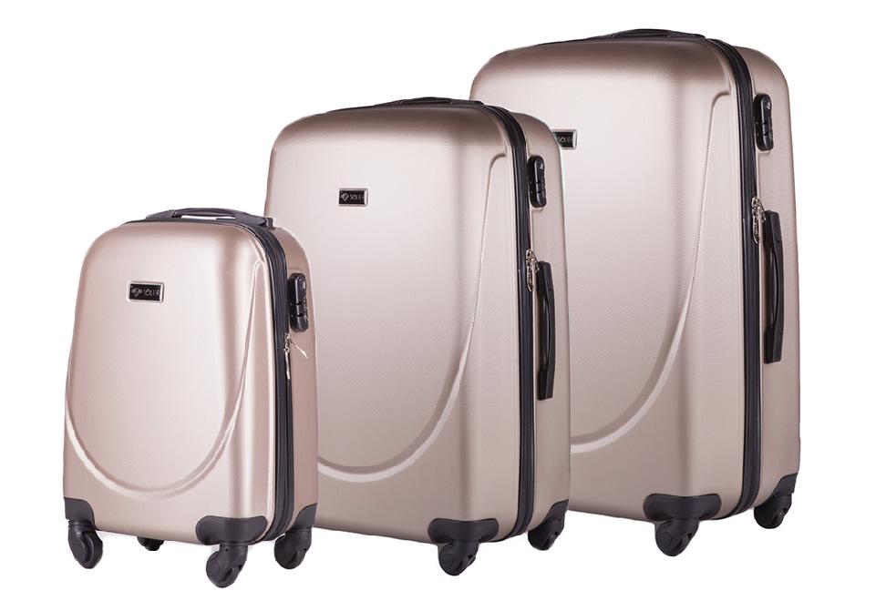 eb7868f784890 ... które podczas czyszczenia mogą zarysować powierzchnię walizki. Aby mieć  pewność, że środki oraz materiały które wybrałeś są bezpieczne, rozpocznij  mycie ...