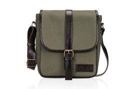 670c9496bd140 Genuine leaher shoulder bag SL08 HIKE