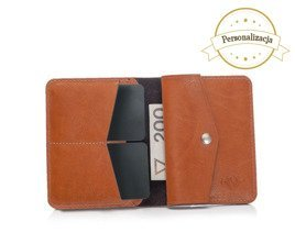 PERSONALISED GENUINE LEATHER MEN'S WALLET SW15