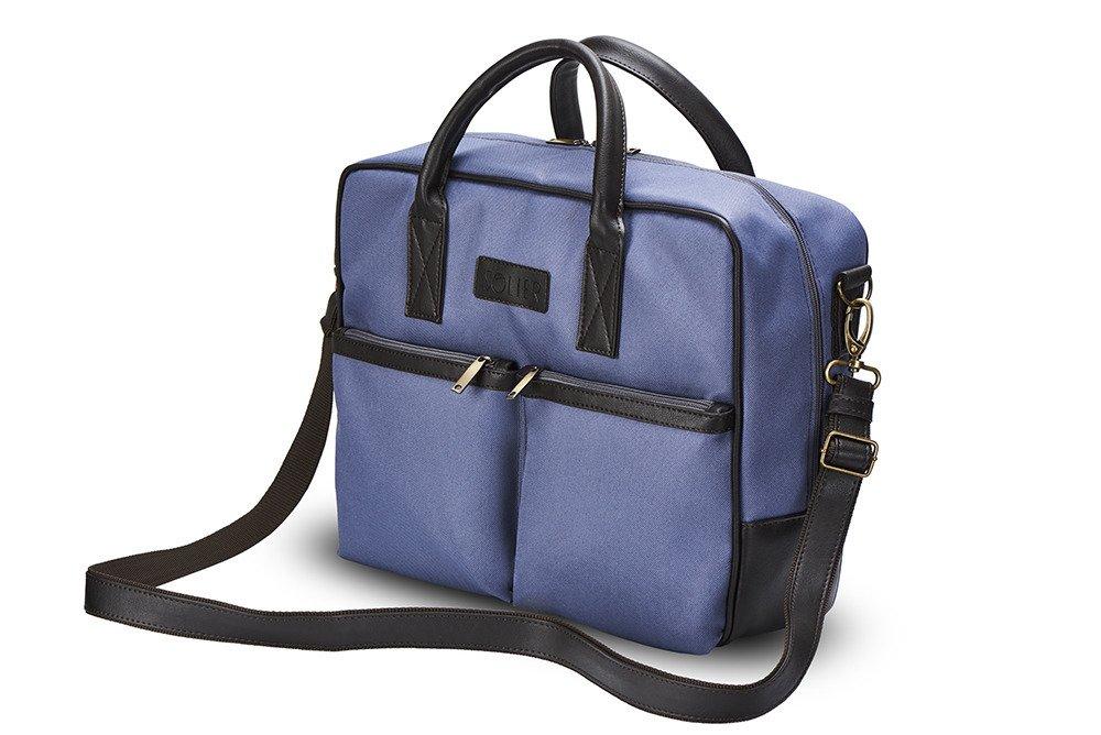 75b8224181ef8 BLUE SHOULDER LAPTOP BAG SOLIER S23 LIMERICK Blue