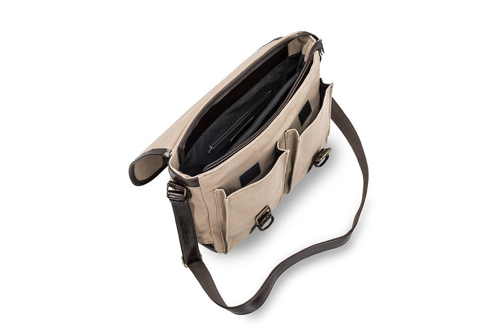 f547cf4f9e36d ... Genuine leather shoulder bag Solier SL14 HIKE Click to zoom ...