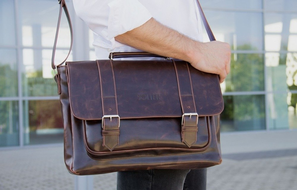 861eb98703706 ... SHOULDER BAG SOLIER S25 GALWAY BROWN Click to zoom