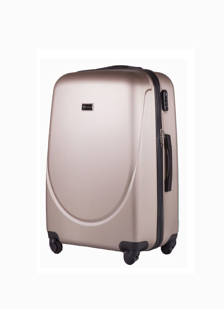 ddb4d042decd SMALL SUITCASE S | STL310 ABS BEIGE