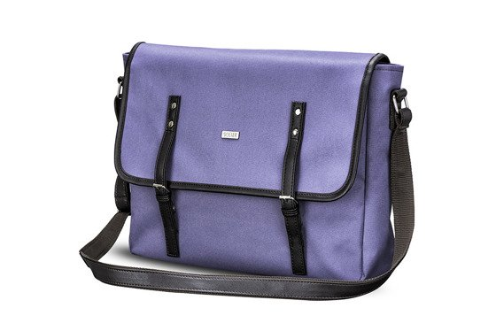 BLUE MEN'S MESSENGER BAG S17 KNOCK