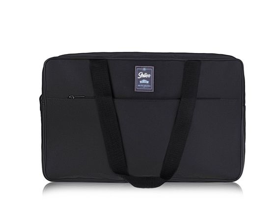 CABIN LUGGAGE SOLIER STB02 BLACK
