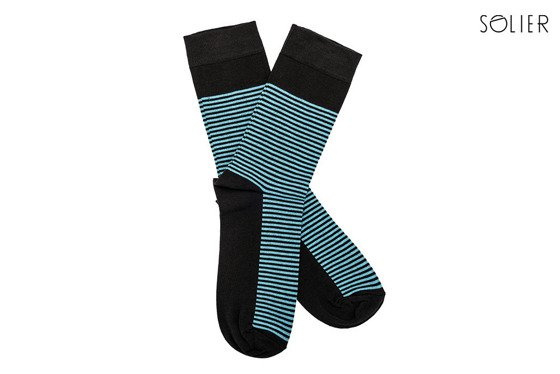 COTTON MEN'S SOCKS SOLIER SS03- SET OF 2