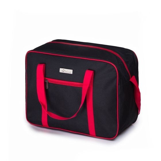Cabin luggage Ryanair Solier STB01 black-red
