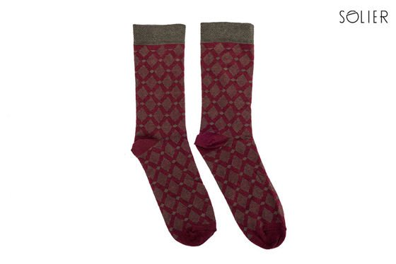 Cotton men's socks Solier SS04