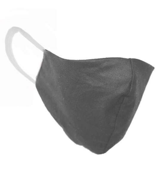 Cotton protective mask grey