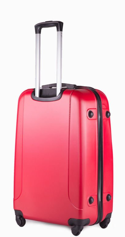 LARGE SUITCASE L | STL310 ABS RED