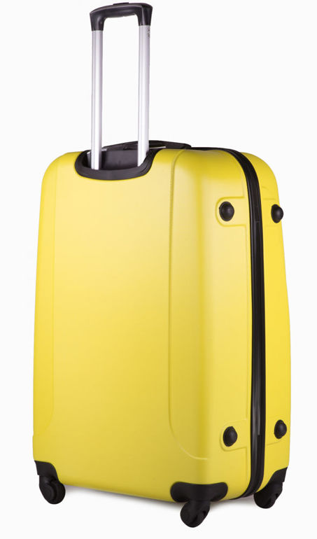 LARGE SUITCASE L | STL310 ABS YELLOW