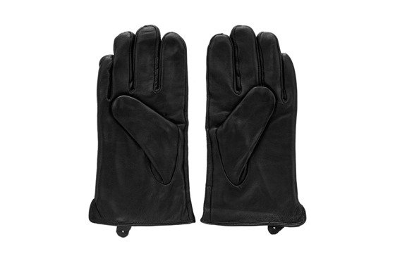 Leather men's gloves Solier SA17
