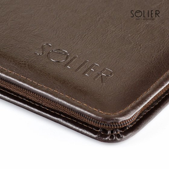 Men's business document case SOLIER ST03