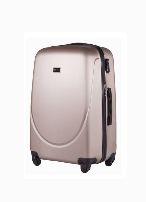 SMALL SUITCASE S | STL310 ABS BEIGE