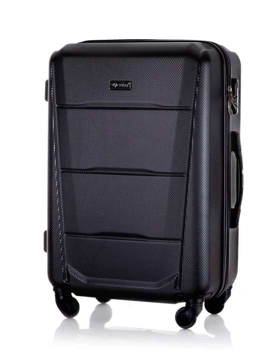 SMALL SUITCASE | STL946 ABS BLACK