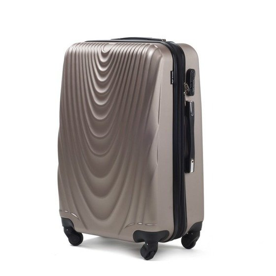 SUITCASE L | 304 ABS CHAMPAGNE