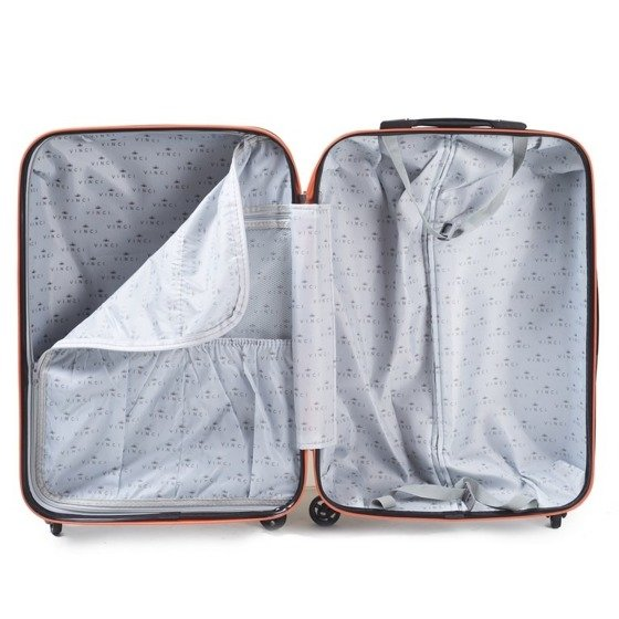 SUITCASE L | 518 ABS GREY