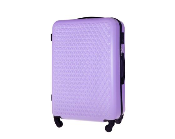 SUITCASE L | STL870 ABS PURPLE