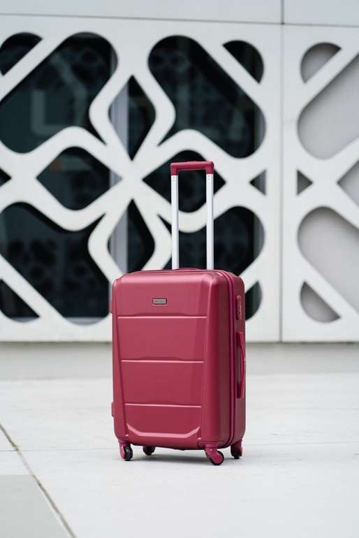 SUITCASE L STL946 ABS MINT
