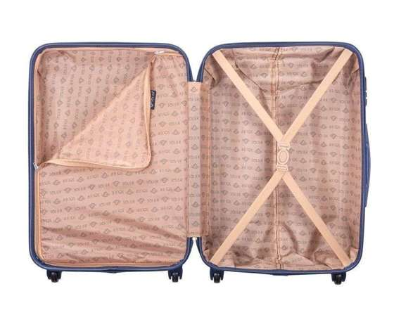SUITCASE L STL946 ABS NAVY