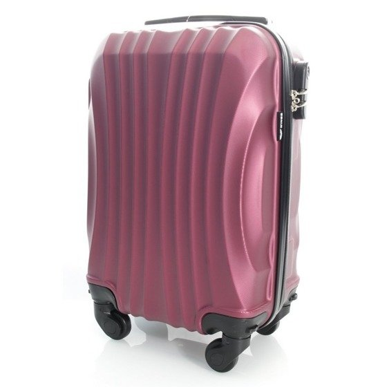 SUITCASE M | 159 ABS BURGUNDY