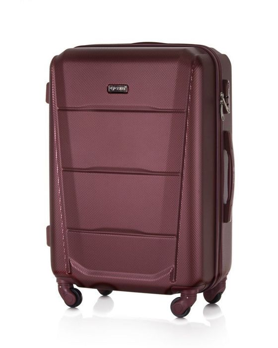 SUITCASE SET | STL946 ABS BURGUNDY