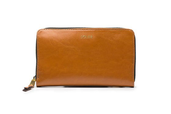 Elegant Women's leather wallet Felice P01