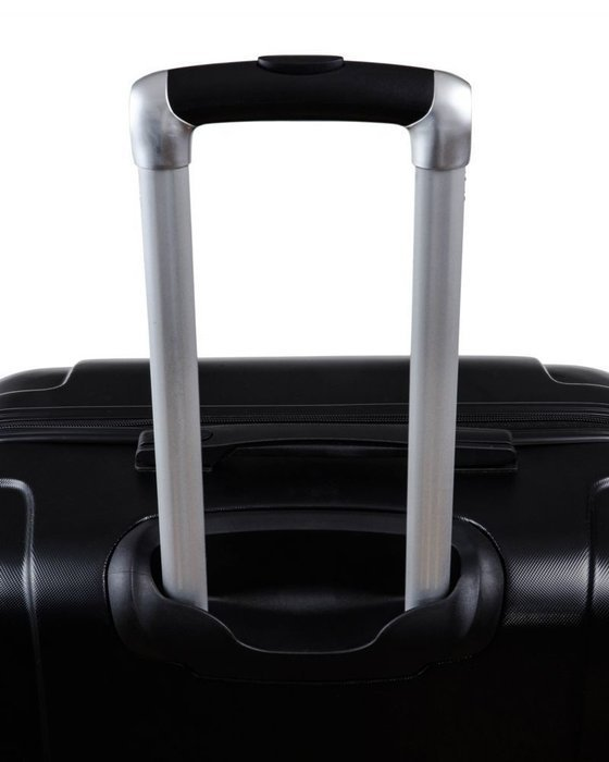 SMALL SUITCASE S | STL190 ABS BLACK
