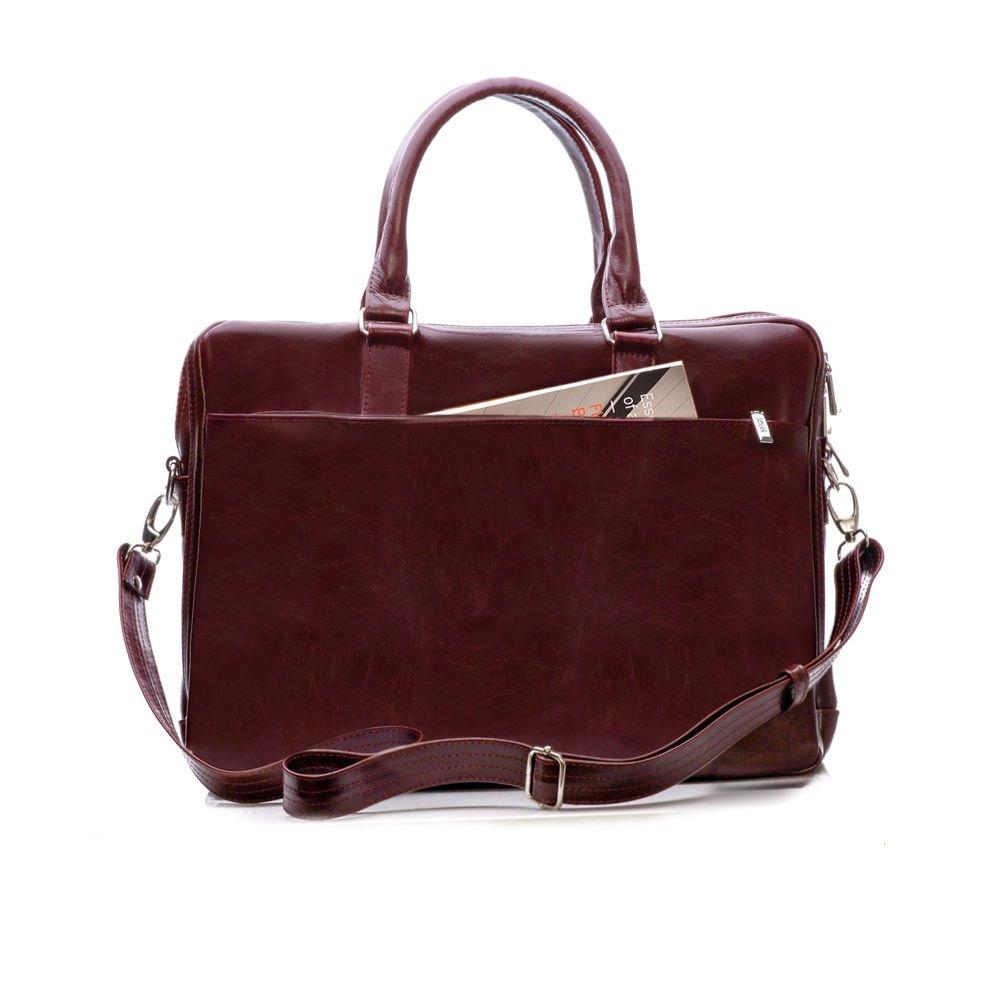 22f34e7260d22 Męska skórzana torba na ramię, laptopa Solier SL01 DUNDEE | sklep ...