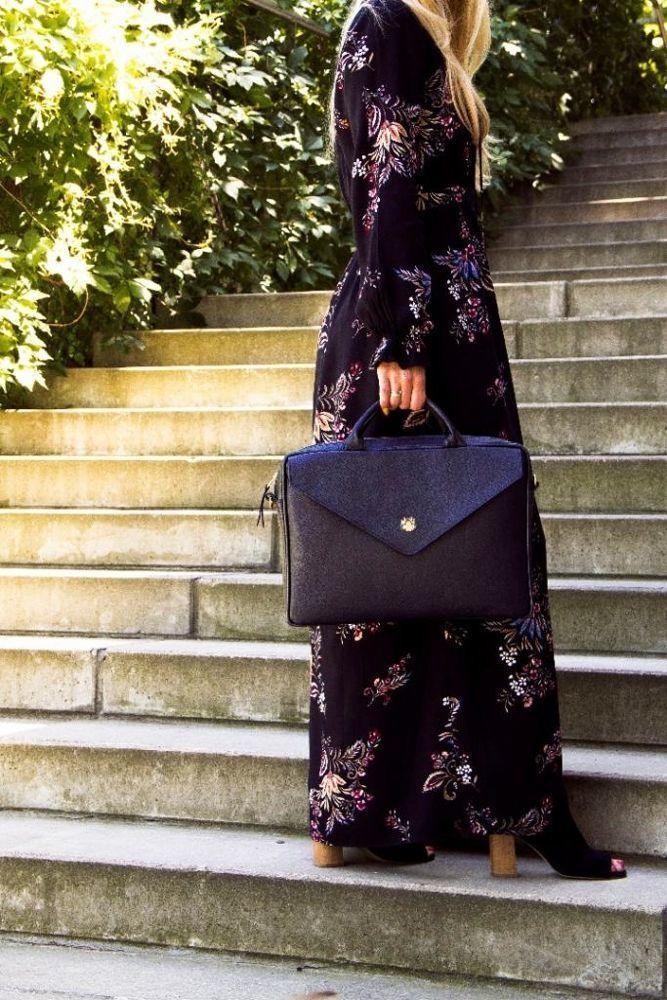d3441cdbfbf9c ... Skórzana torba na laptopa FL14 Rimini czarna Kliknij, aby powiększyć ...
