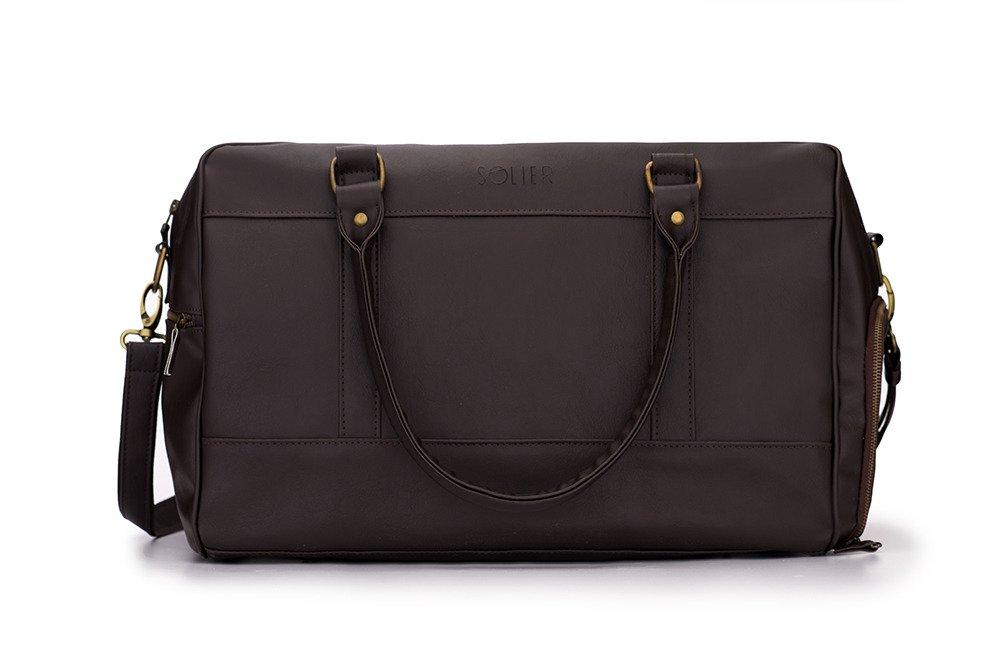 720c40d2056969 Sportowa torba weekendowa Solier S18 GOVAN Kliknij, aby powiększyć ...